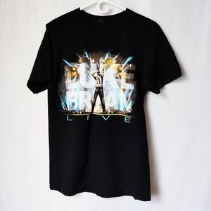 Other - Luke Bryan Live Concert Tee 2017 Medium